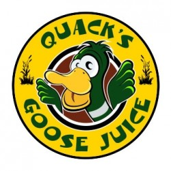 Vanilla Goose Quack's Juice Factory Refill
