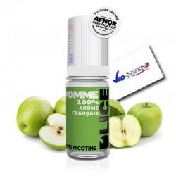 E-liquide francais fruit pomme de Dlice
