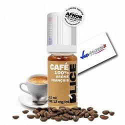 E-liquide francais gourmand cafe de Dlice