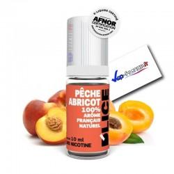 E-liquide francais fruit pêche abricot de Dlice