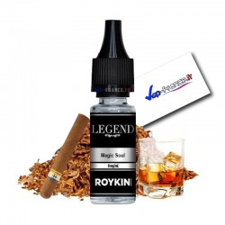 E-liquide francais tabac magic soul de Roykin