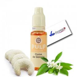 E-liquide francais gourmand corne de gazelle de Pulp
