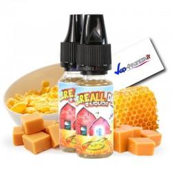 E-liquide francais gourmand cereall day de Bordo2