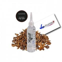 E-liquide francais tabac rebel legend refill de Roykin