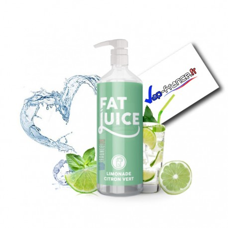 Limonade Citron vert - Fat Juice