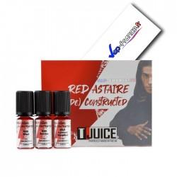 Pack Concentré Red Astaire (de)constructed 3x10ml - T Juice