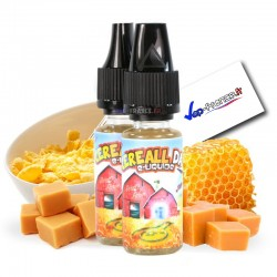 E-liquide francais gourmand cereall day de Bordo2